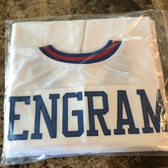a443d2745 JSA Certified Signed Evan Engram Jersey. NWT. new york giants jersey